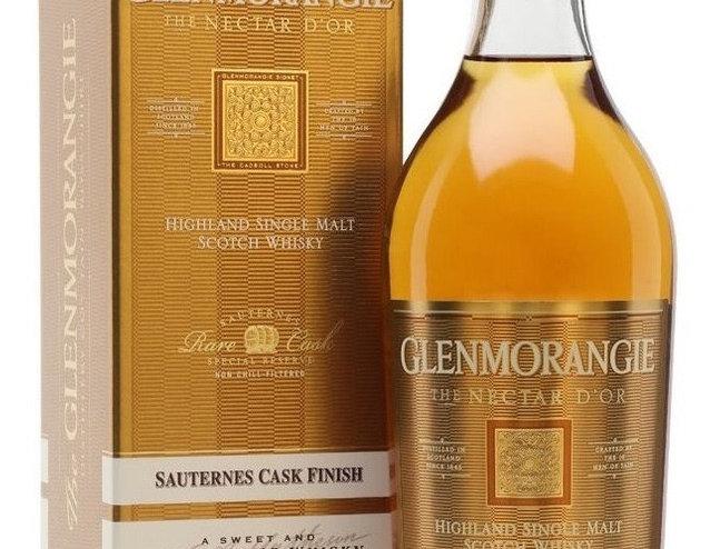 Glenmorangie Nectar D'or 700cc con Estuche