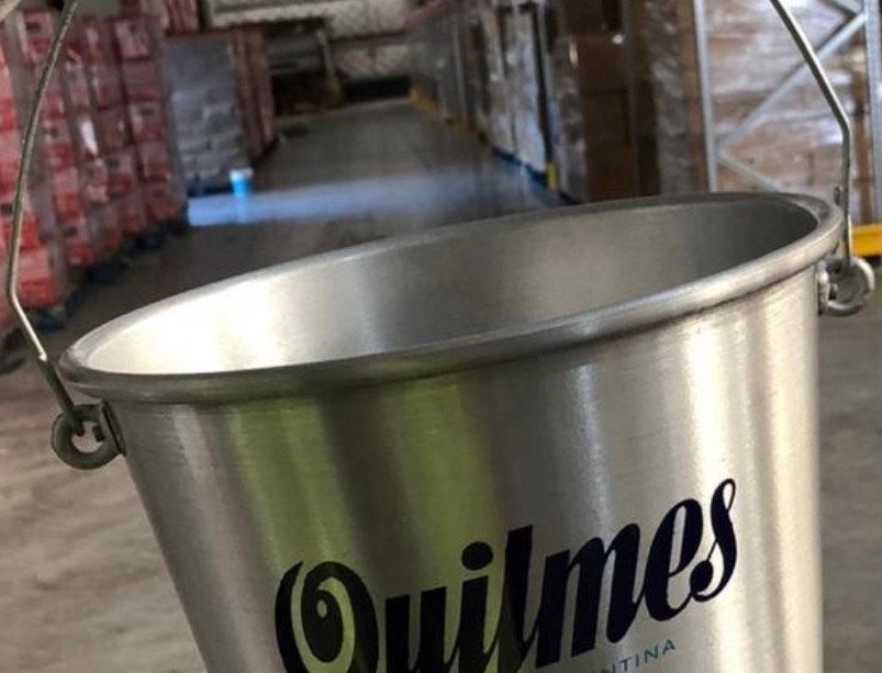 Frapera Quilmes Aluminio