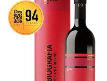 Dante Robino Biografía Red Blend 750cc + Estuche