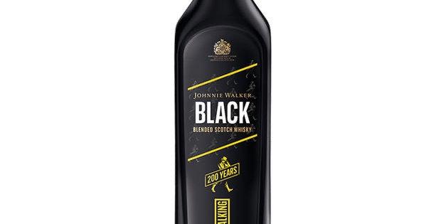 Johnnie Walker Black Label 200 Años 700cc