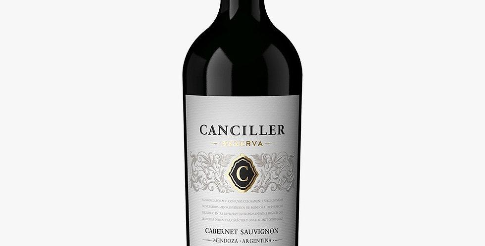 Canciller Reserva Cabernet Sauvignon 750cc