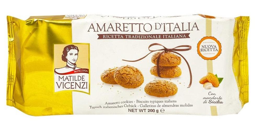 Amaretto Vicenzi 200 Grs