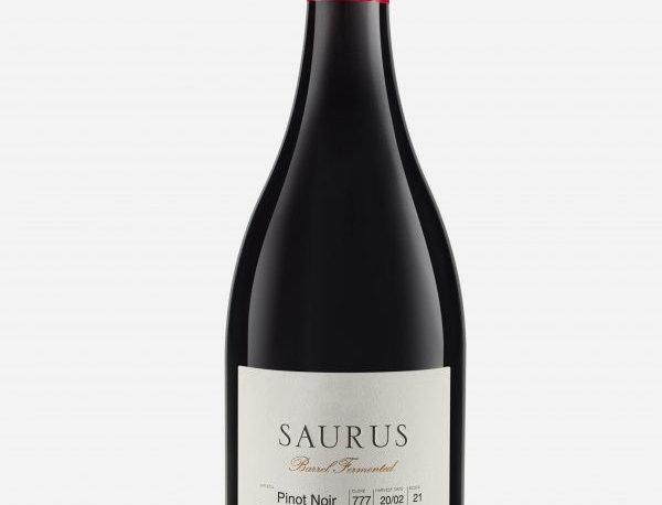 Saurus Barrel Fermented Pinot Noir 750cc