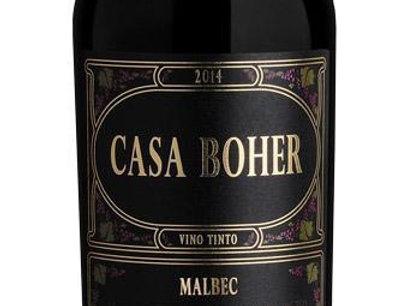 Casa Boher Malbec 750cc