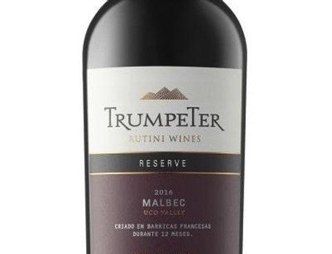 Trumpeter Reserva Malbec 750cc
