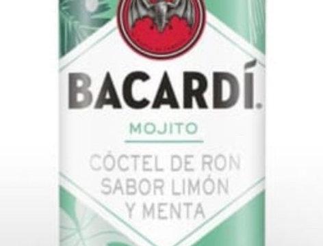 Bacardi Ron Mojito Lata 310cc