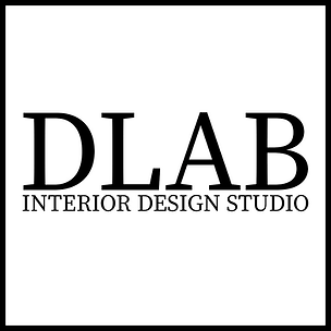 DLAB Logo Interior design studio Auckland new zealand