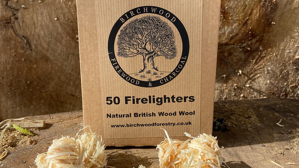 50 Firelighters
