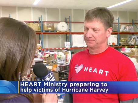 HEART Ministry: How To Help Victims Of Hurricane Harvey
