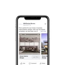 KIM Design Bureau social media promo