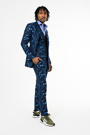 Three-Piece Diego Suit