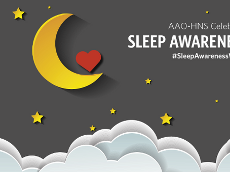 Happy World Sleep Day- March 19, 2021