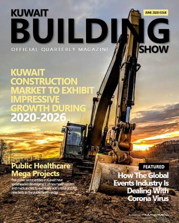 Kuwait Building Show Magazine - June 202