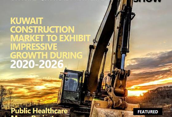 Kuwait Building Show Magazine - June 2020 Edition