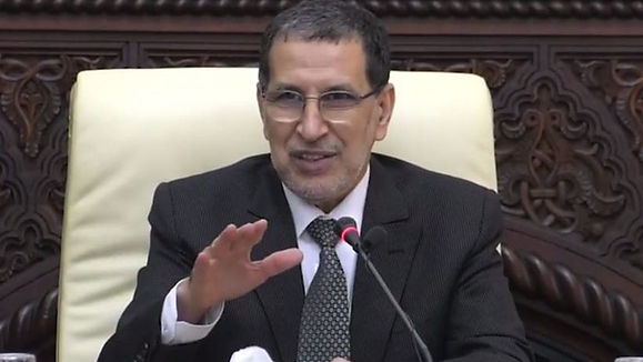 moroccan-head-of-government-saad-eddine-