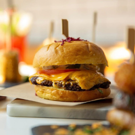 SliderCode Burger Restaurant Launch
