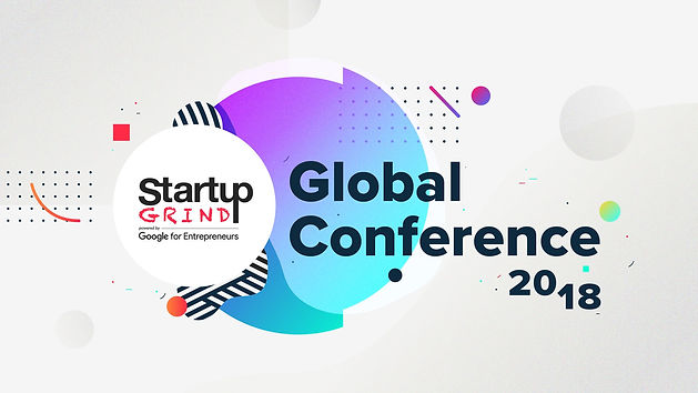 Startup Grind Global 2018 featured Wana as a selected Exhibitor