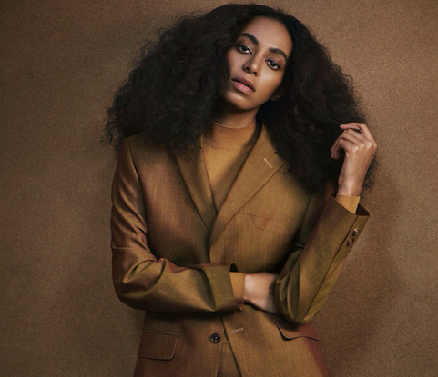 WOMAN OF MY WEDNESDAY: SOLANGE