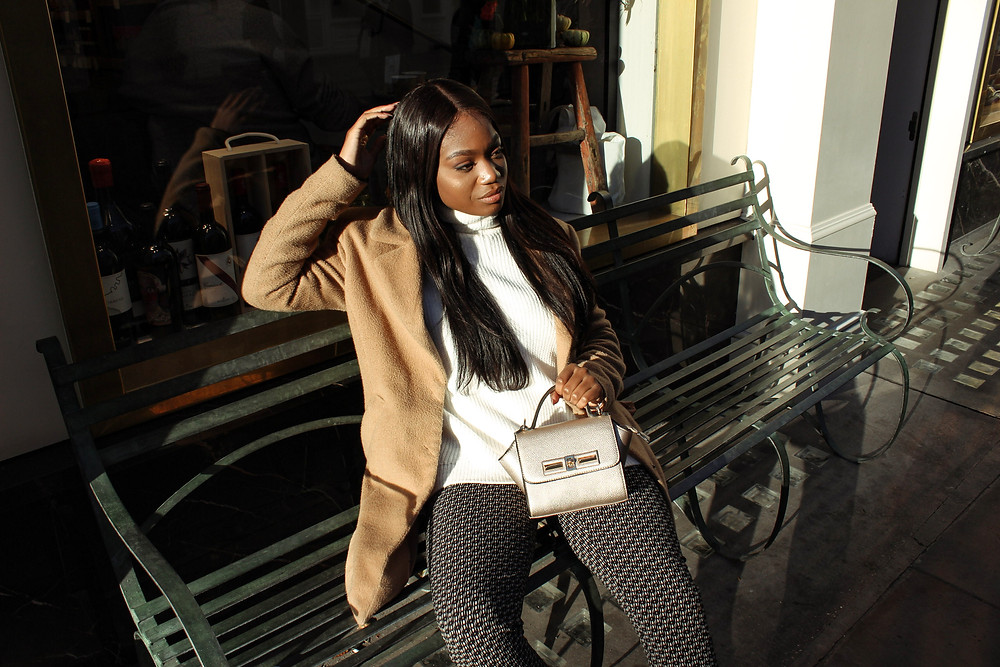 Fashion and lifestyle blogger