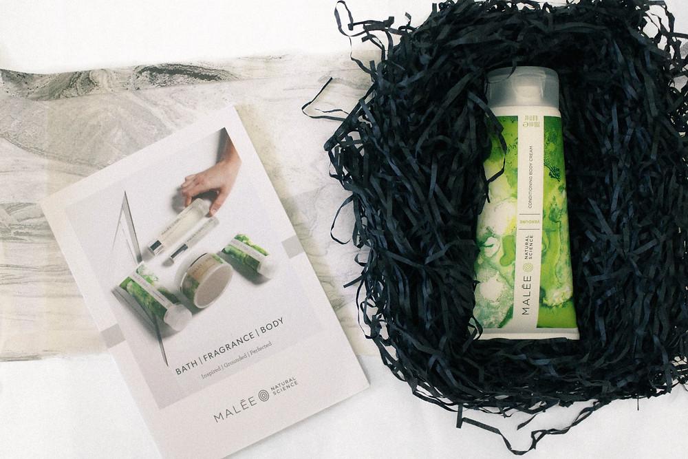 Malee Body Cream Packaging
