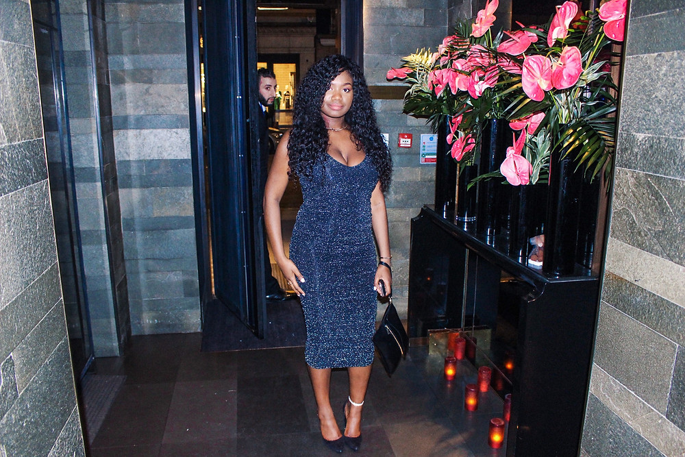 London date night Hakkasan