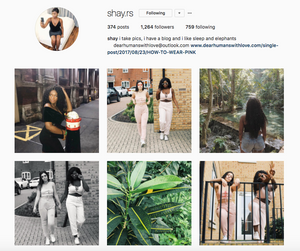 Instagram - @shay.rs