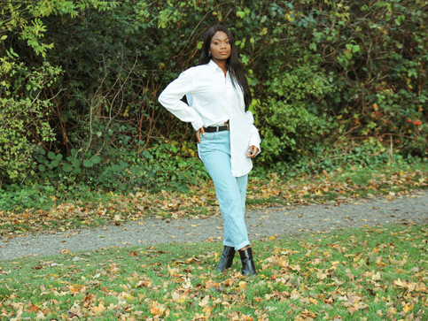 HOW TO STYLE MOM JEANS THIS AUTUMN WINTER