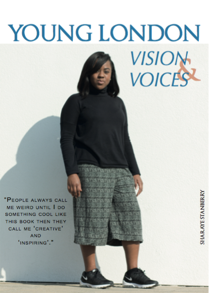 My book - Young London Vision & Voices