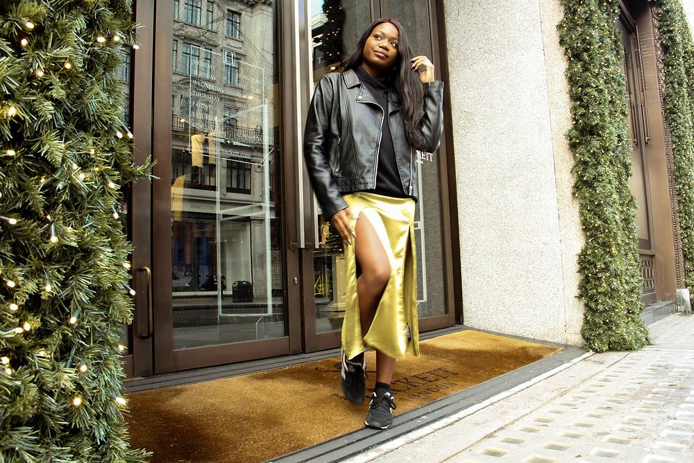 Lifestyle Blogger, Oxford Street