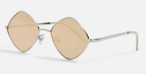 Topshop - Mirror Glasses
