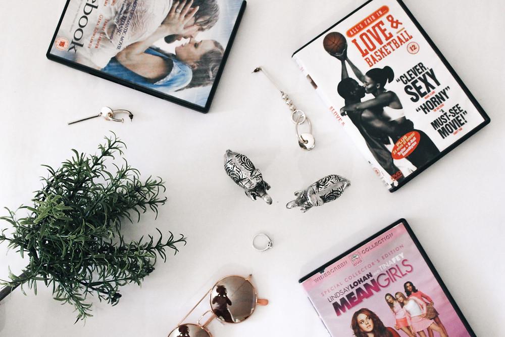 lifestyle blogger flatlay image