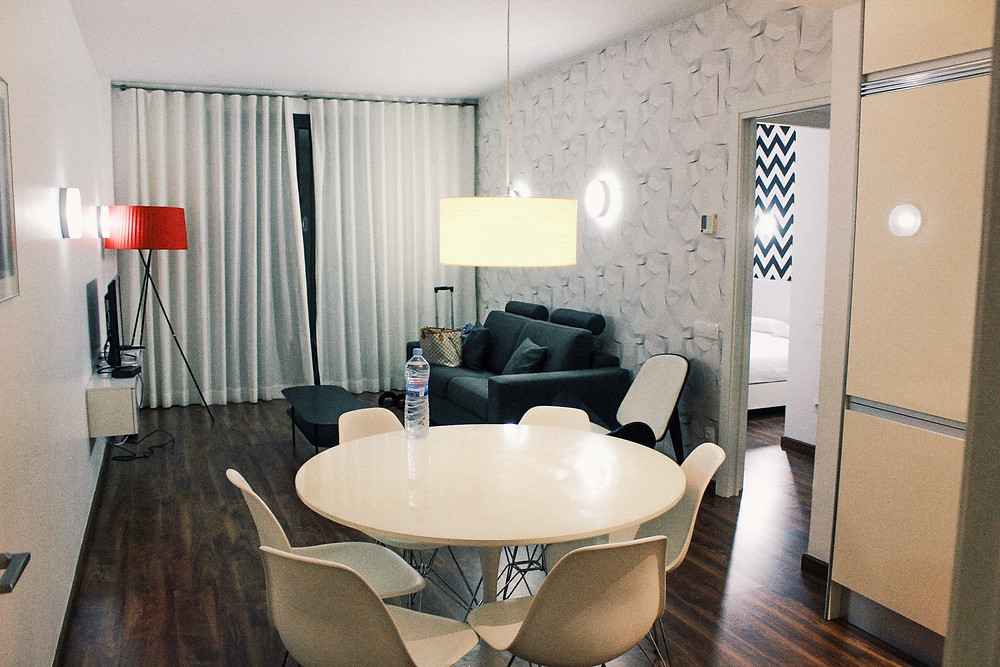 Girls Trip To Barcelona Apartment