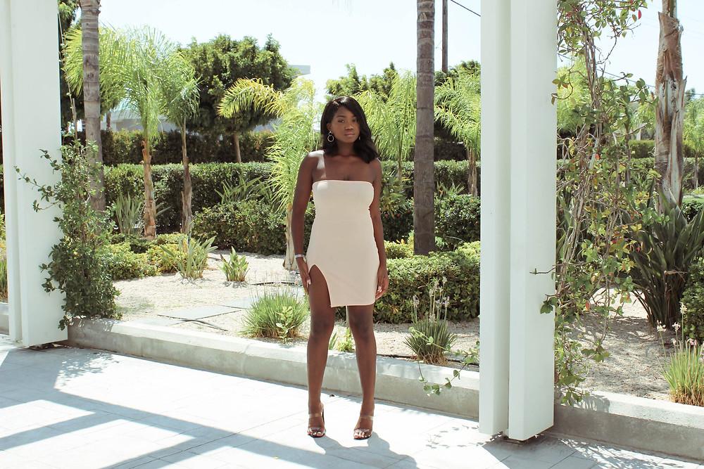 Fashion and lifestyle blogger holiday