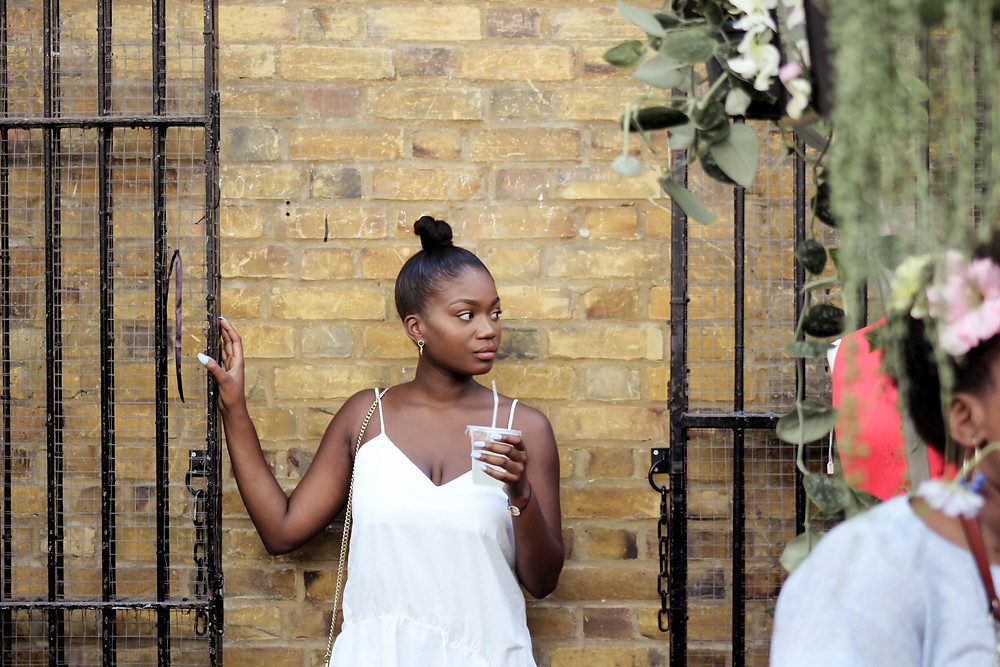 Lifestyle & Fashion Blogger, Greenwich Market