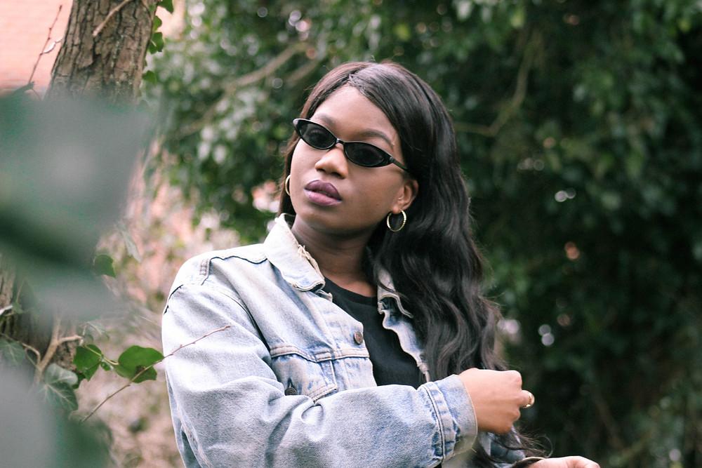 Lifestyle Blogger Fashion Shot