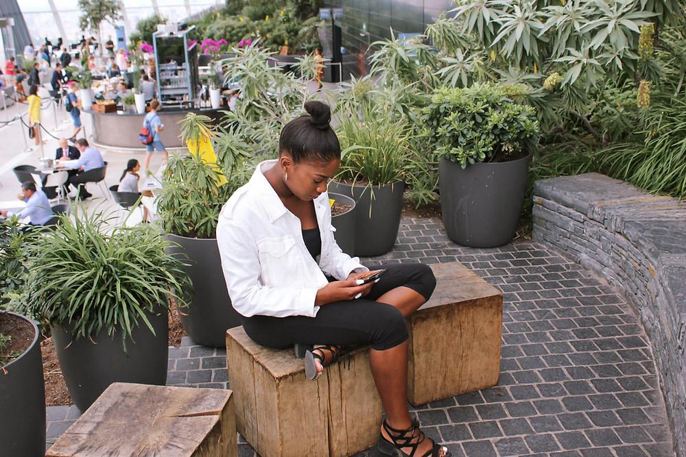 Lifestyle Blogger @ Sky Garden