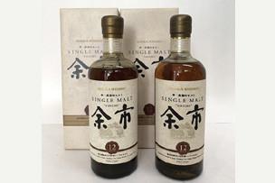 お酒 余市 ¥20,000-
