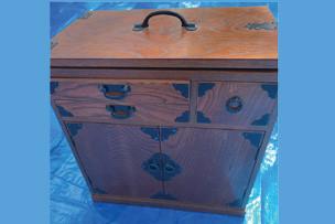 木製棚 ¥600-