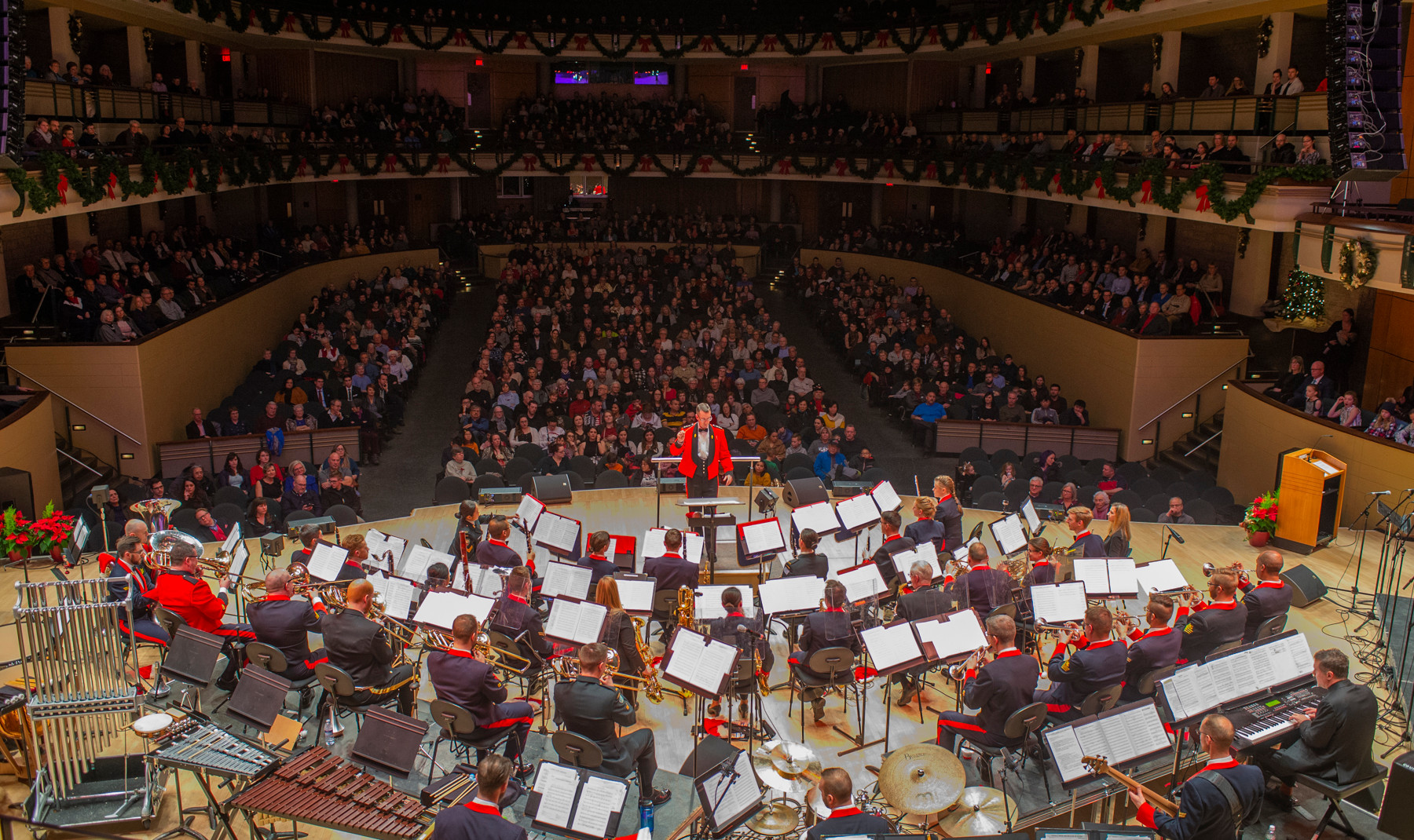 2019 Christmas Concert Winspear Center E