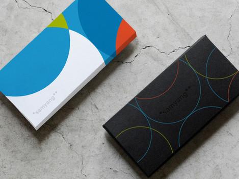 Samyang Holdigs. Coporate Identity Design Renewal