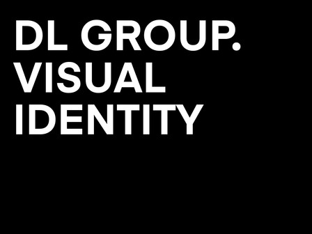 DL Holdings. Visual Identity (Coming Soon...)