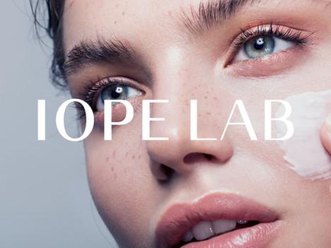 IOPE LAB. Brand Identity Design Renewal