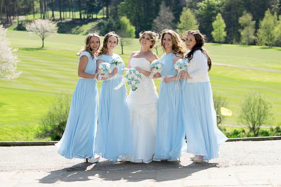 Westerham Golf Club Wedding