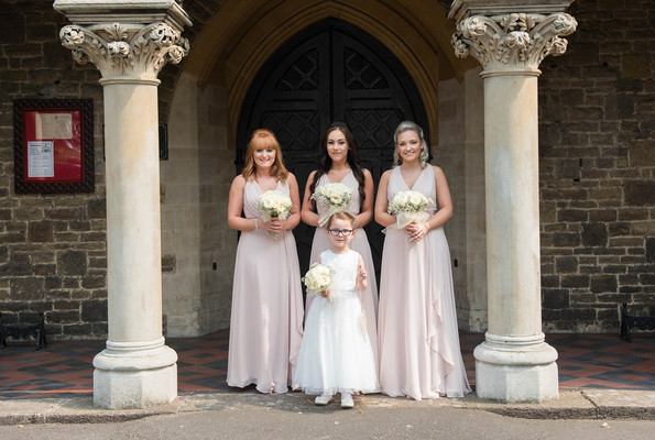 The London Chigwell Prince Regent Wedding