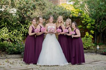 Warley Park Wedding
