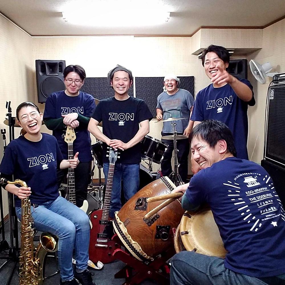 寺音祭吉原祇園太鼓Sessions
