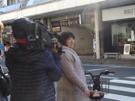 12/16(金)静岡朝日テレビ「とびっきり静岡」森三中黒沢さんご来店!