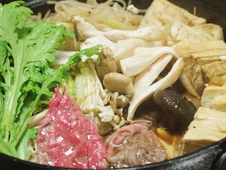 南部鉄器のすき焼き鍋(2018歳末セール品)