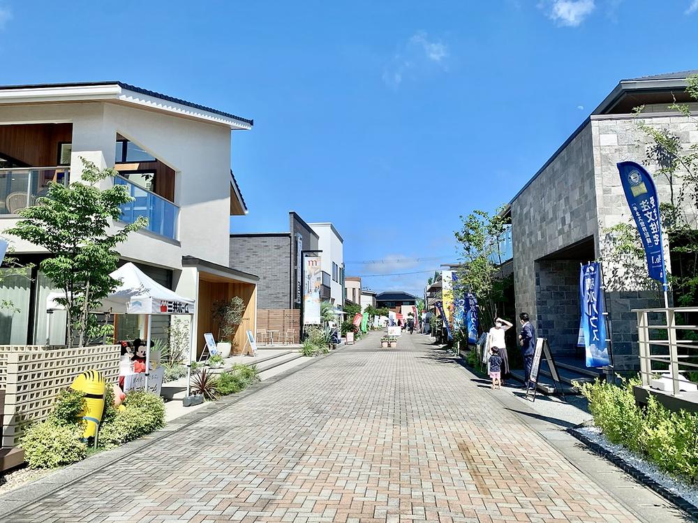 SBSマイホームセンター富士展示場 三井ホームや積水ハウス