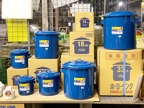 野田琺瑯 ホーロータンク(保存容器)